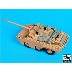 BLACK DOG T35174 1/35 AMX-10 RCR SEPAR accessories set