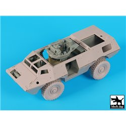 BLACK DOG T35177 1/35 M1117 Guardian interior accessories set