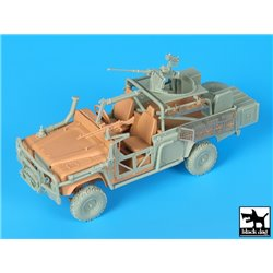 BLACK DOG T35180 1/35 Land Rover Australian special forces accessories set