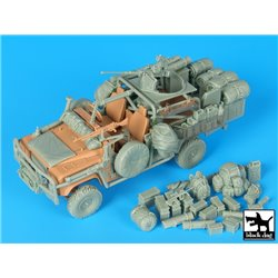 BLACK DOG T35181 1/35 Land Rover Australian special forces big accessories set