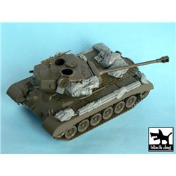 BLACK DOG T48044 1/48 M26 Pershing accessories set