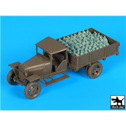 BLACK DOG T48067 1/48 Russian 1.5 ton cargo truck accessories set