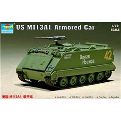 TRUMPETER 07238 1/72 US M113A1 Armored Car