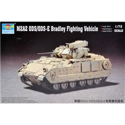 TRUMPETER 07297 1/72 M2A2 ODS/ODS-E Bradley Infantry Fighting Vehicle
