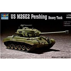 TRUMPETER 07299 1/72 US M26E2 Pershing Heavy Tank