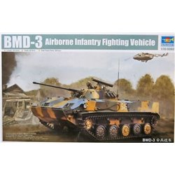 TRUMPETER 09556 1/35 Russian BMD-3