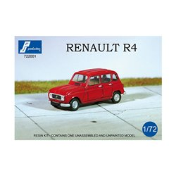 PJ Production 722001 1/72 Renault R4
