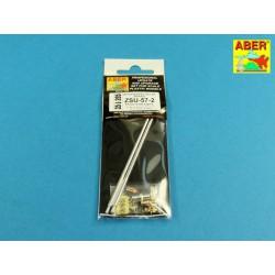 AIRFIX A02303V 1/76 88mm Gun & Tractor Vintage Classics