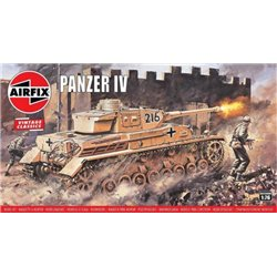 AIRFIX A02308V 1/76 Panzer IV Vintage Classics