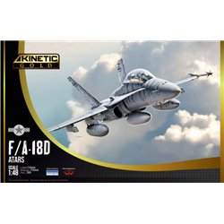KINETIC K48033 1/48 F/A-18D ATARS