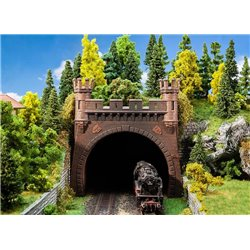 FALLER 191737 HO 1/87 Entrée de tunnel Kyllburg - Kyllburg Tunnel portal