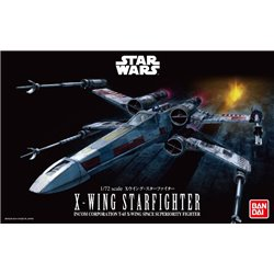 REVELL 01200 1/72 Star Wars X-Wing Starfighter