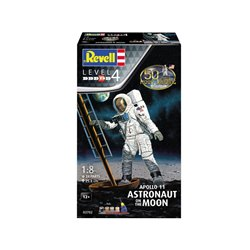 REVELL 03702 1/8 Apollo 11 Astronaut on the Moon 50th Anniversary Moon Landing