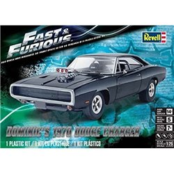 REVELL 85-4319 1/25 Dominic's 1970 Dodge Charger