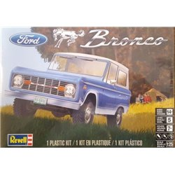REVELL 85-4320 1/25 Ford Bronco