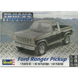 REVELL 85-4360 1/24 Ford Ranger Pickup Trucks