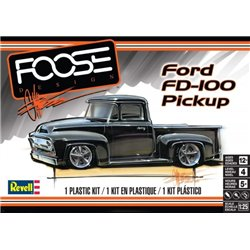 REVELL 85-4426 1/25 Foose™ Design Ford FD-100 Pickup