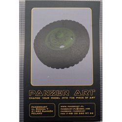 PANZER ART RE35-566 1/35 M54 Road Wheels Firestone