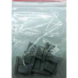 PANZER ART RE35-568 1/35 Metal Ammo Boxes For 20mm Flak38 12pcs