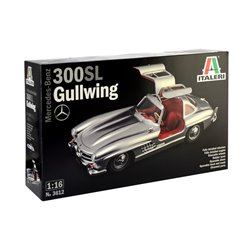 ITALERI 3612 1/16 MERCEDES-BENZ 300 SL GULLWING