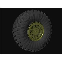 "PANZER ART RE35-585 1/35 Kamaz 53949 ""Typhoon"" Road wheels"