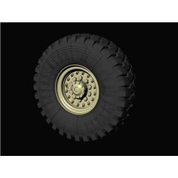 PANZER ART RE35-588 1/35 HEMTT Road wheels (New pattern)