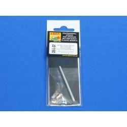 PREISER 16592 HO 1/87 Infantry riflemen walking Winter uniform German 1939-1945