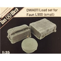 DAS WERK DWA011 1/35 Load Set For Faun L900 small