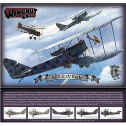 WINGNUT WINGS 32034 1/32 AEG G.IV Early