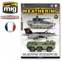 AMMO BY MIG A.MIG-4275 Weathering Magazine 26 Guerre Moderne Fr