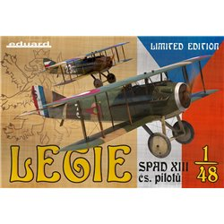 EDUARD 11123 1/48 Legie - SPAD XIII*