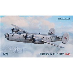 EDUARD 2123 1/72 Riders in the Sky 1945*