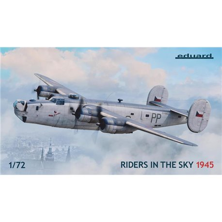 EDUARD 2123 1/72 Riders in the Sky 1945