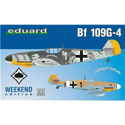 EDUARD 84149 1/48 Bf 109G-4 Weekend Edition