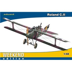 EDUARD 8445 1/48 Roland C. II Weekend Edition