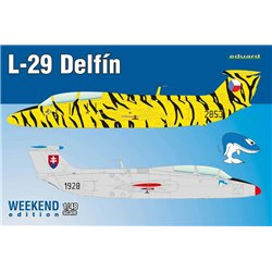 EDUARD 8464 1/48 L-29 Delfín Weekend Edition