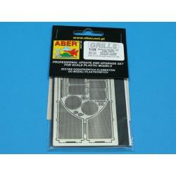EDUARD 48987 1/48 Photo Etched Spitfire Mk.I landing flaps For TAMIYA