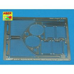 EDUARD 72684 1/72 Photo Etched M1070 & M1000 w/D9R For Takom