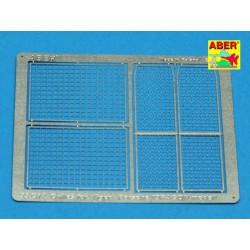 EDUARD FE952 Photo Etched 1/48 MiG-21MF seatbelts STEEL For Eduard