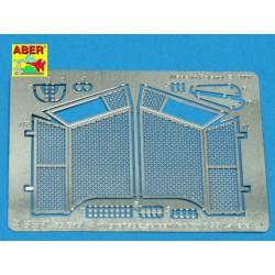 EDUARD FE956 Photo Etched 1/48 B-25G seatbelts STEEL For Italeri