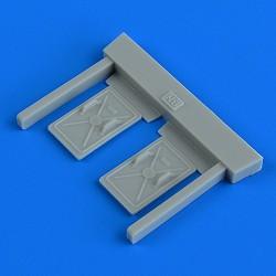 EDUARD EX628 1/48 Masking Tape Tempest Mk.V For Eduard