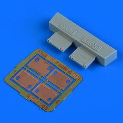 EDUARD EX629 1/48 Masking Tape McDonnell RF-101C/G/H Voodoo For Kitty Hawk