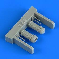 EDUARD EX630 1/48 Masking Tape RF-101C/G/H TFace For Kitty Hawk