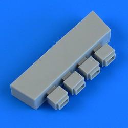 EDUARD EX633 1/48 Masking Tape Fairey Albacore For Trumpeter