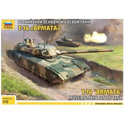 ZVEZDA 5056 1/72 Russian Main Battle Tank T-14 Armata