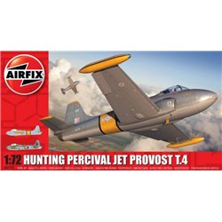 AIRFIX A02107 1/72 Hunting Percival Jet Provost T.4