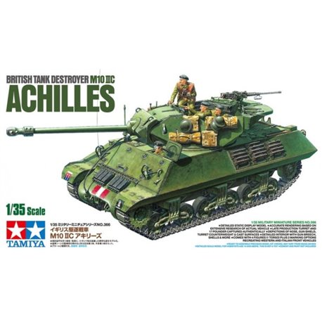 TAMIYA 35366 1/35 17pdr SP Achilles