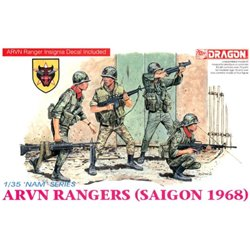 DRAGON 3314 1/35 ARVN Rangers (Saigon1968)