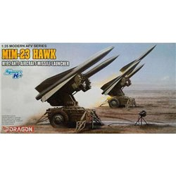 DRAGON 3580 1/35 MIM-23 HAWK M192 Anti-Aircraft Missile Launcher