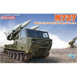DRAGON 3583 1/35 M727 MIM-23 Tracked Guided Missile Carrier